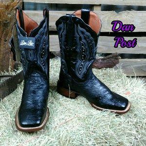 NIB Dan Post cowboy boots size 7M